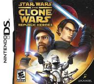 STAR WARS THE CLONE WARS REPUBLIC HEROES ,DS,