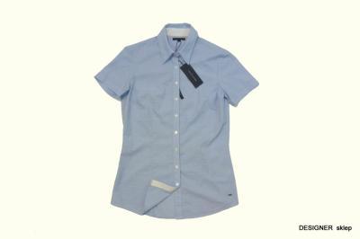 842c7a8e1 TOMMY HILFIGER koszula damska(błękit) roz.8/38 - 3447859923 ...