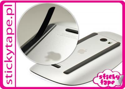 Magic Mouse - welurowe ślizgacze ochronne