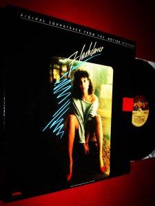 FLASHDANCE - SOUNDTRACK  LP