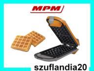MPM MGO-16 GOFROWNICA DWUSTRONNE PIECZENIE 1000W
