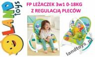 CMR10 FISHER PRICE LEŻACZEK BUJACZEK 3W1 DO 18KG