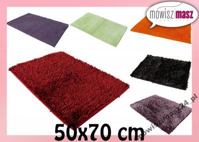 DYWAN DO SALONU 50x70 DYWANIK POKOJOWY SHAGGY NEW