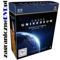 Wszechświat 23DVD The Universe Sezony 1-6 /5 z PL/