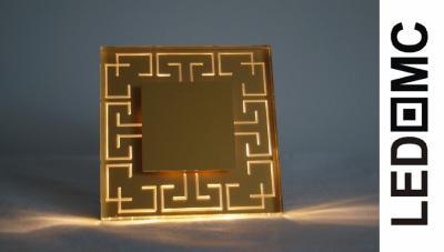 Oprawa Schodowa Oświetlenie Schodowe Led 230v Kleo
