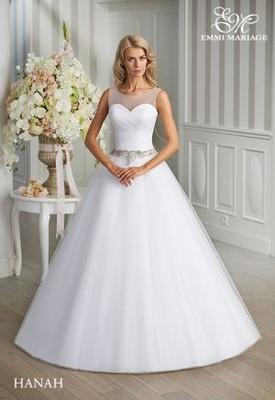 Suknia ślubna Emmi Mariage Hanah Princessa Radom 6853498579
