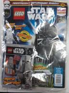 LEGO STAR WARS MAG nr 9/2017+Imperial Snowtrooper