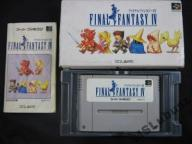 FINAL FANTASY IV   JAP SNES (SUPER FAMICOM) SKLEP