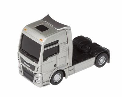 PENDRIVE pamięć USB SAMOCHÓD ciężarówka MAN 8GB