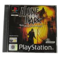ALONE IN THE DARK THE NEW NIGHTMARE PS1 PSX BDB!