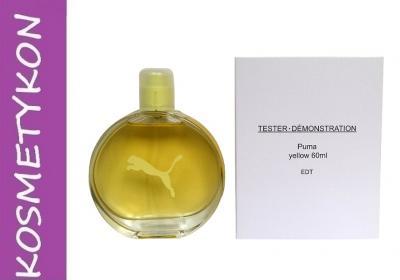 urok kosztów oficjalne zdjęcia profesjonalna sprzedaż Puma Yellow Woman 60 ml, woda toaletowa TESTER