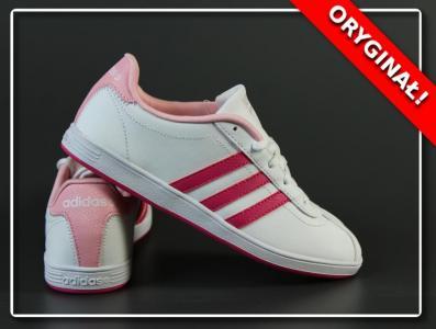 Buty damskie Adidas Vlneo Court Q38793 Ceny i opinie