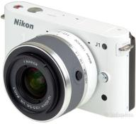 NOWY NIKON ONE 1J1 + NIKKOR VR 10-30MM + 8GB GRAT