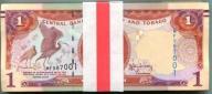 PACZKA BANKOWA TRINIDAD I TOBAGO 1 DOLLAR 2006-14