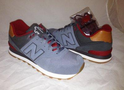 save off 39a0d 4ff6f New Balance NB 574 ML574NEB Nowa Kolekcja 43 - 6129001699 ...