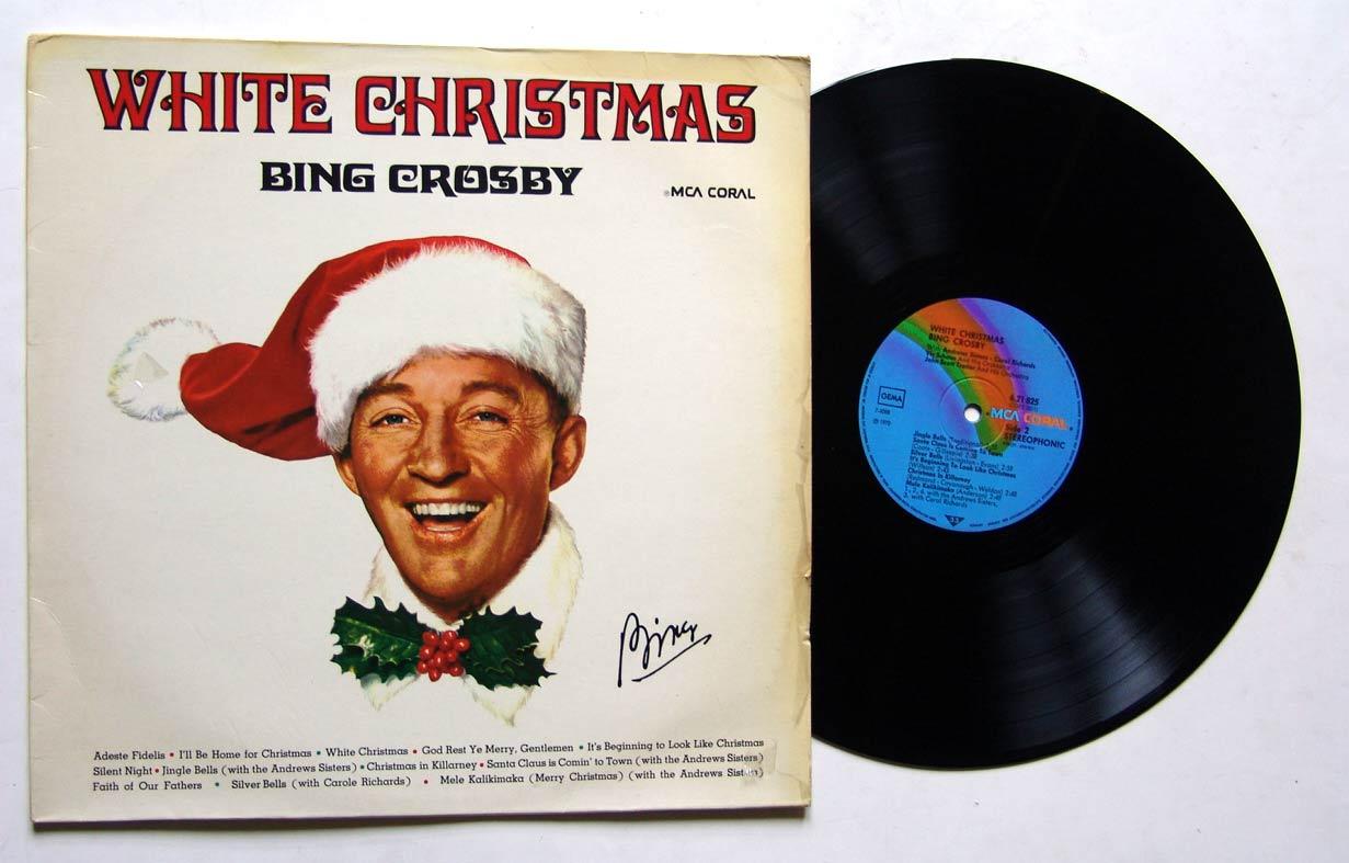 bing crosby mele kalikimaka vinyl
