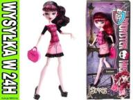 MONSTER HIGH DRACULAURA W UPIORYŻU SCARIS Y0396