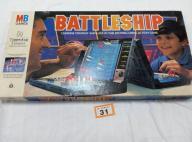 BATTLESHIP GRA W STATKI MB GAMES