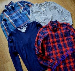 Zestaw markowych ubrań na rozmiar S