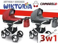 CAMARELO CARERA NEW 3w1 + KIDDY EVOLUTION PRO 2