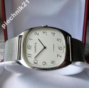 * CZAJKA. Piękny Radziecki Zegarek. Jak Nowa *