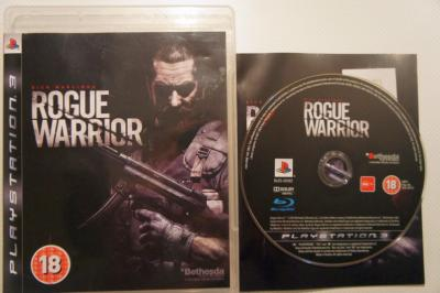 ROGUE WARRIOR Gra PS3 Playstation 3 Sklep WYS 24h