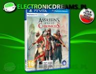 ASSASSIN'S CREED CHRONICLES 3 GRY PL PSV SKLEP WWA