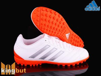 Buty Adidas Goletto V TF TURFY białe B26195