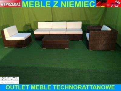 Meble Ogrodowe Technorattan Taras Ogrod M66 6492651533 Oficjalne