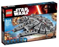 LEGO STAR WARS 75105 SOKÓŁ MILLENIUM FALCON DPD0ZŁ
