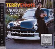 Terry Evans MISSISSIPPI MAGIC AUDIOQUEST SACD