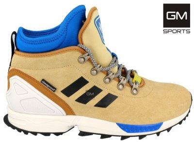 buty męskie zimowe adidas zx flux winter s82930