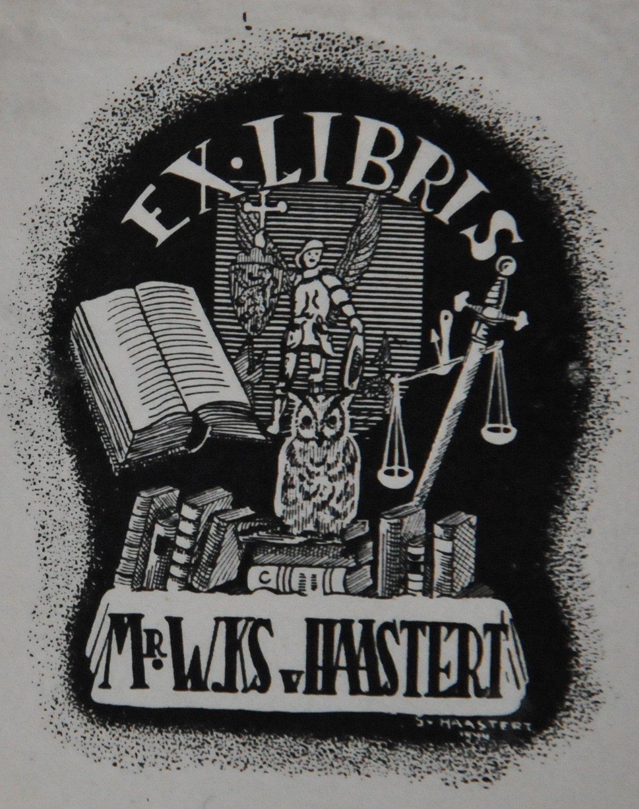 zestaw exlibrisów nr 5