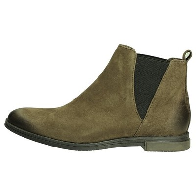 92e6de889266e Sztyblety CARINII damskie buty skórzane r 38 - 6536473960 ...