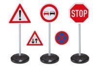 BIG Znaki Drogowe - Traffic