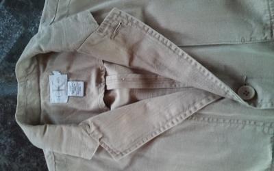 Calvin Klein marynarka jeans rozm M