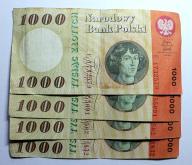 1000 zł Kopernik 1965 ser.E - OKAZJA