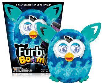 Hasbro Furby Boom Sweet Blue Waves Okazja 6746611906 Oficjalne Archiwum Allegro