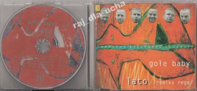 FORMACJA NIEŻYWYCH SCHABUFF GOŁE BABY LATO CDs '96