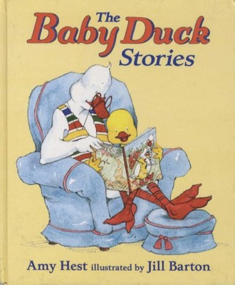 THE BABY DUCK STORIES - Amy Hest /6995/