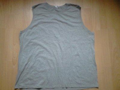 Szara koszulka Calvin Klein r.XL