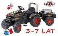FALK Traktor FARM KING 900 GM przyczepa 3-7 l