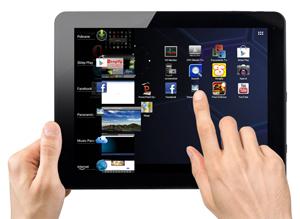 myTab 10 -Tablet 9,7 RAM 1GB 1,2GHz, 8GB