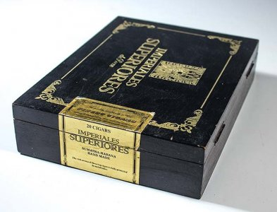 Dodatkowe Pudełko po cygarach IMPERIALES SUPERIORES - 6554640684 - oficjalne AB21