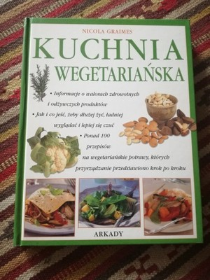Kuchnia Wegetarianska Nicola Graimes 6992161979 Oficjalne