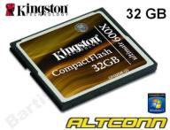 KINGSTON COMPACT FLASH 32GB ULTIMATE X600 PROMOCJA
