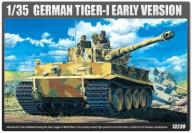 Tiger I Early with interior (ACADEMY 13239) 1:35