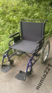 Wózek inwalidzki XXL Quickie M6 Sunrise Medical