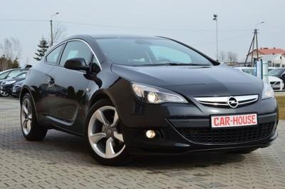Czarny Opel Astra Gtc 1 4 T Navi Alu 19 6774427257 Oficjalne Archiwum Allegro