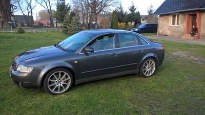 Audi A4 B6 Quatro 220km Gorąco Polecam 6772436559 Oficjalne